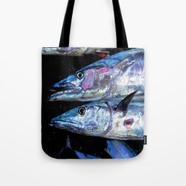 Catch of the Day: Wahoo Tote Bag