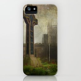 Dean Ramsay Memorial iPhone Case