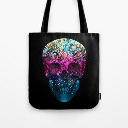 Blendeds IV Skull Tote Bag