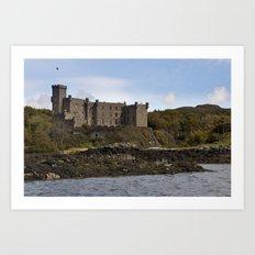 Dunvegan Castle Art Print