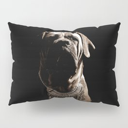 Dramatic Boerboel Pillow Sham