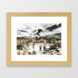 Poster - Phenomenon Framed Art Print