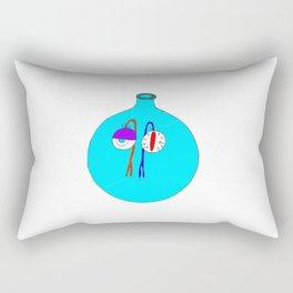 Eyeball's Rectangular Pillow