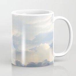 Turrets in the Clouds Coffee Mug