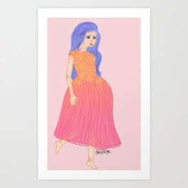 lovefool Art Print