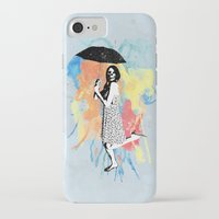 water color iPhone & iPod Cases featuring Water Color by Bill Pyle