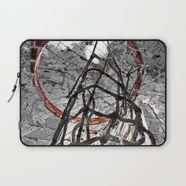 Basketball print work vs 3 Laptop Sleeve