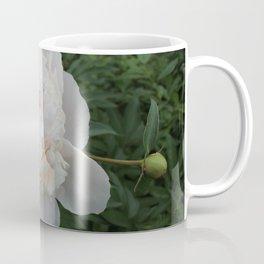 Romantic Peony Coffee Mug