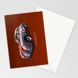 Porsche 356 Illustration Stationery Cards