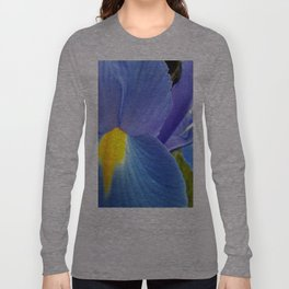 Blue Iris, 2012 Long Sleeve T-shirt