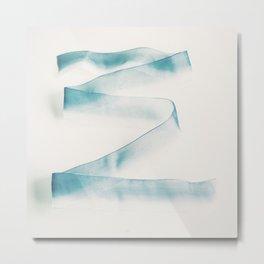 Abstract forms Metal Print