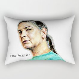 Joan Ferguson Rectangular Pillow