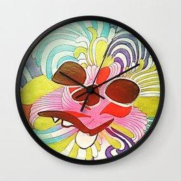 CRÁNEOS 23 Wall Clock
