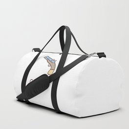 Cute Dungeons and Dragons Gunslinger class Duffle Bag