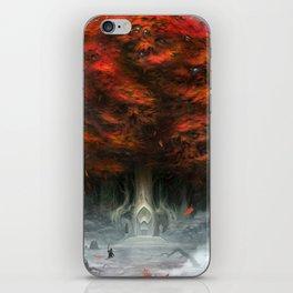 Tree of Duality iPhone Skin
