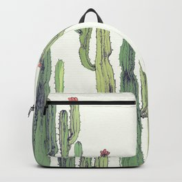 Dry Cactus Backpack