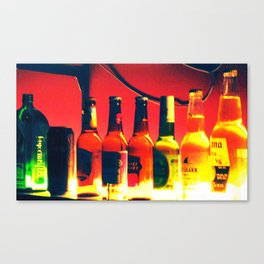 Acquired Taste Canvas Print