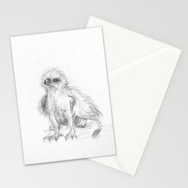 Baby Gryphon Stationery Cards