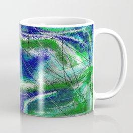 New World Matt Texture Abstract VII Coffee Mug