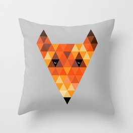 NASTY Throw Pillow