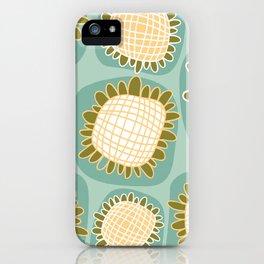 Cote d'Azur Blooms iPhone Case