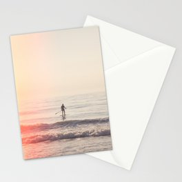 Vintage Paddler Stationery Cards