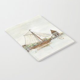 Waterfront Notebook