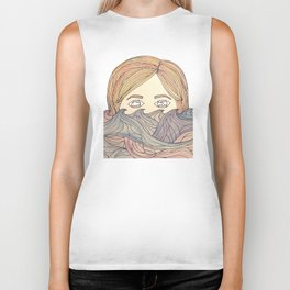 summer's gonna come; it's gonna cloud our eyes again Biker Tank