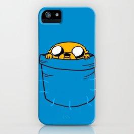 Jake In Poket iPhone Case