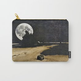 Fractured Moon Bay Carry-All Pouch