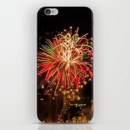 Firework collection 4 iPhone Skin
