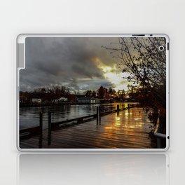 Winnisquam Launch Laptop & iPad Skin