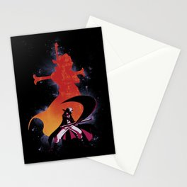 The Dracule Stationery Cards