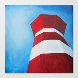 Hilton Head Island Lighthouse Canvas Print