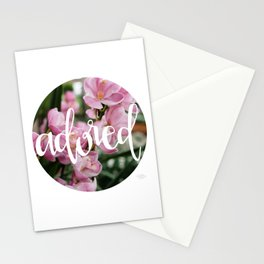 Adored - Botanical  |  The Dot Collection Stationery Cards