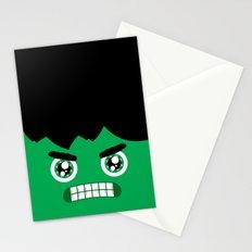 Adorable Hulk Stationery Cards