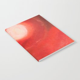 Red Dancer in the Sky Notebook