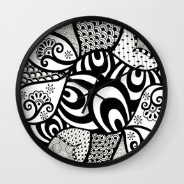 Rifts in the space time continuum  Wall Clock