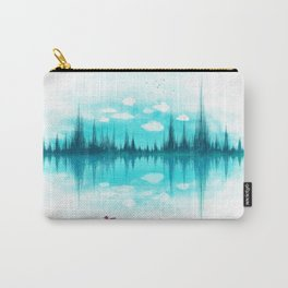 Sound Of Nature Carry-All Pouch