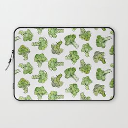 Broccoli - Scattered Laptop Sleeve