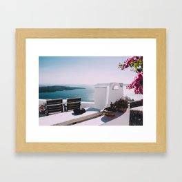 Crete Framed Art Print