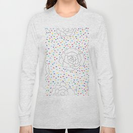 Peony Confetti Fiesta Long Sleeve T-shirt