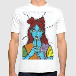 SALLY - THE NIGHTMARE BEFORE CHRISTMAS T-shirt