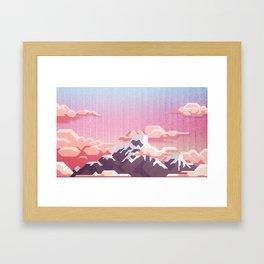 MountPixel Framed Art Print