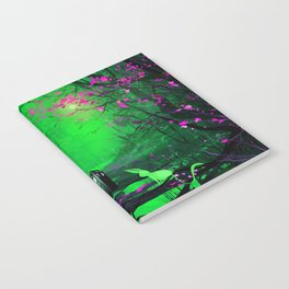 Tardis Stay Lost In The Forest Notebook