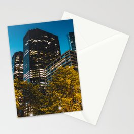 Chicago - Mecca of the Midwest IV Stationery Cards