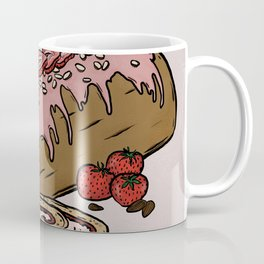 J is for Jelly Roll Coffee Mug