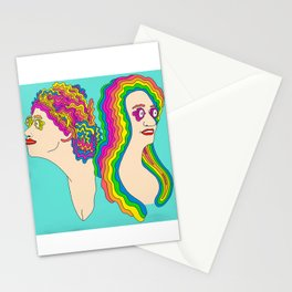 Abbi and Ilana Stationery Cards
