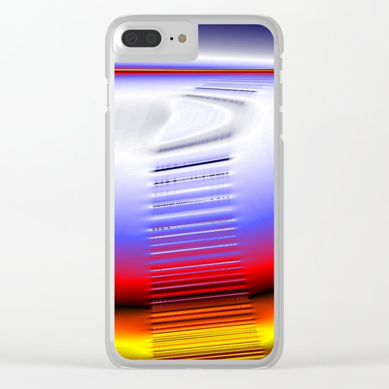 chroma Clear iPhone Case