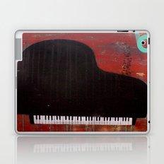 black keys Laptop & iPad Skin